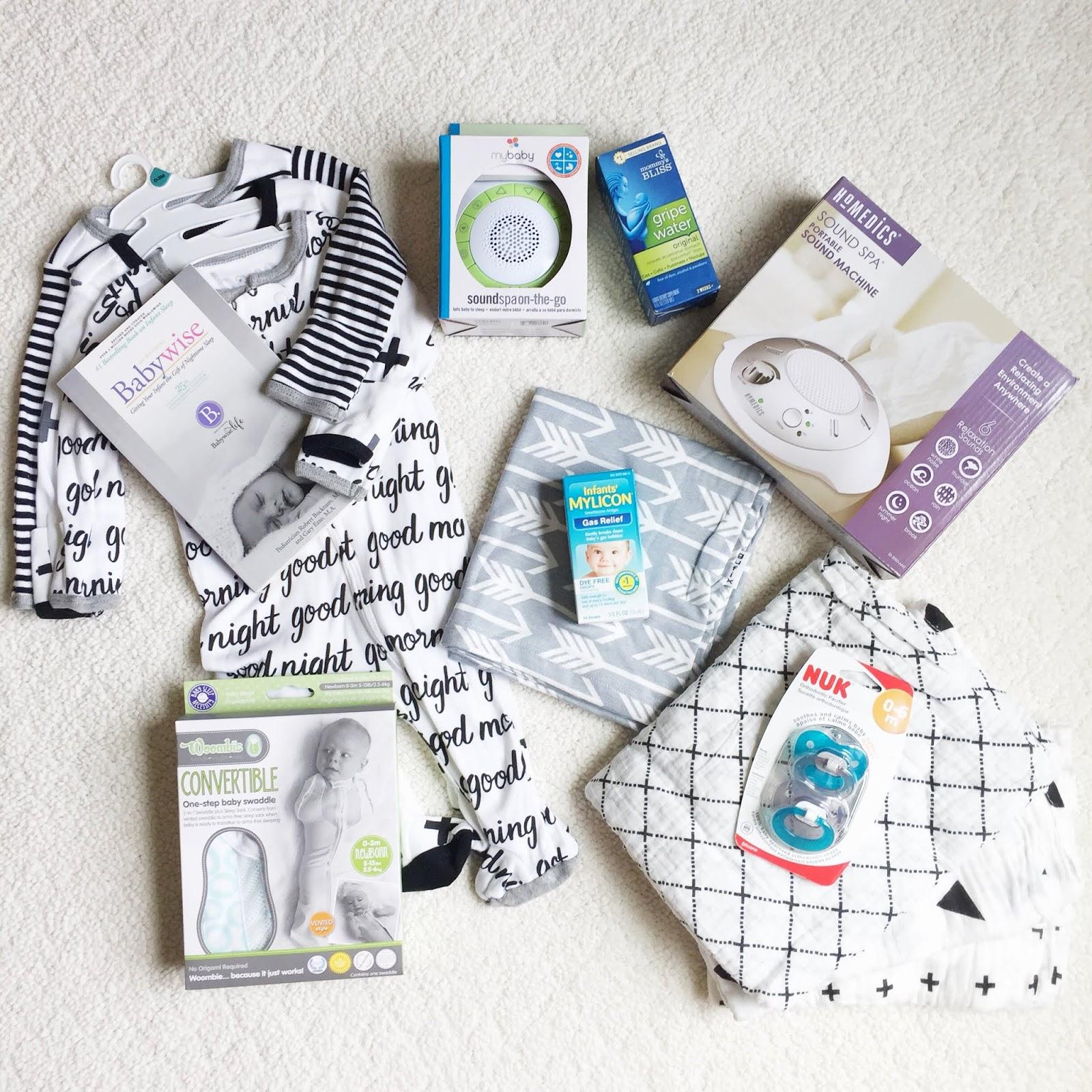 Best Baby Sleep Items