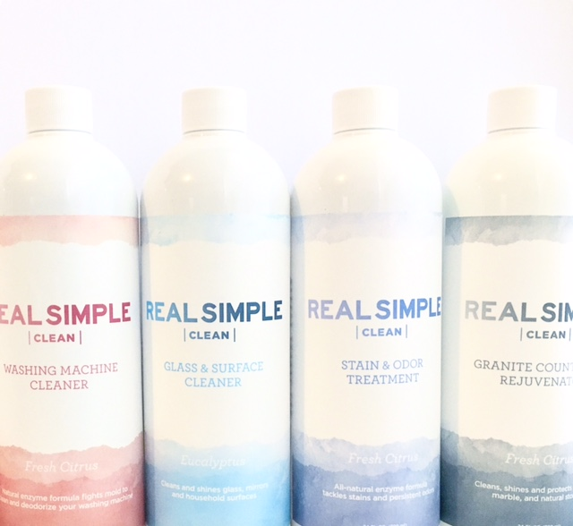 Real Simple Clean New Cleaning Products By The Pros Who Know