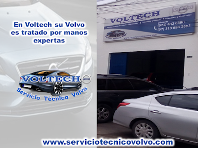 Servicio Tecnico Volvo