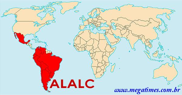 ASSOCIAÇÃO LATINO-AMERICANA DE LIVRE COMÉRCIO - ALALC