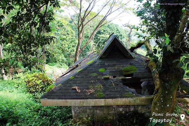 Picnic Grove Stone hut