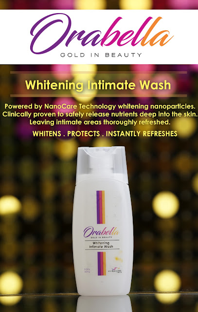 Orabella Whitening Intimate Wash