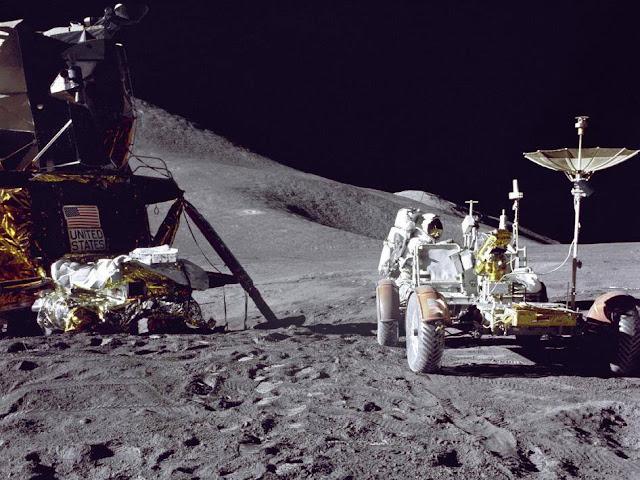 Missão da Apollo 15 é considerada mais bem-sucedido voo tripulado da Nasa