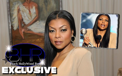 Empire Star Taraji P Henson Was Awarded An Image Award At The NAACP Awards