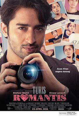 Poster Film Turis Romantis