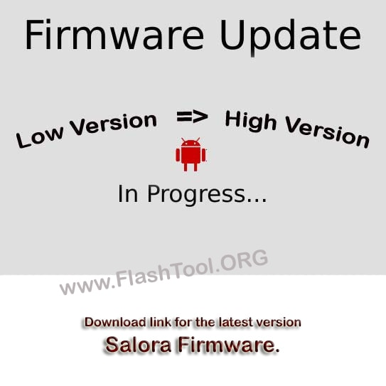 Download Salora Stock Firmware (Flash File) ROM - Latest Update