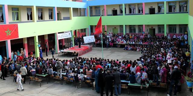 مدرسة اشبيلية بمديرية سلا تحتفي بذكرى وثيقة المطالبة بالإستقلال