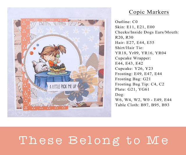 Heather's Hobbie Haven - These Belong To Me Card Kit