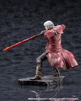 """Imágenes y detalles de los ARTFX J de Dante y Nero del """"Devil My Cry 5"""" - Kotobukiya"""