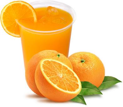 Jugo de naranjas congelado, ¿es más vitamínico?