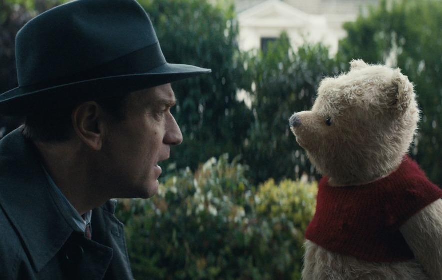 Christopher Robin: il Bosco dei Cento Acri nel nuovo trailer