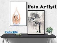 Membuat Foto Artistik dengan Trik Menarik dan Mudah