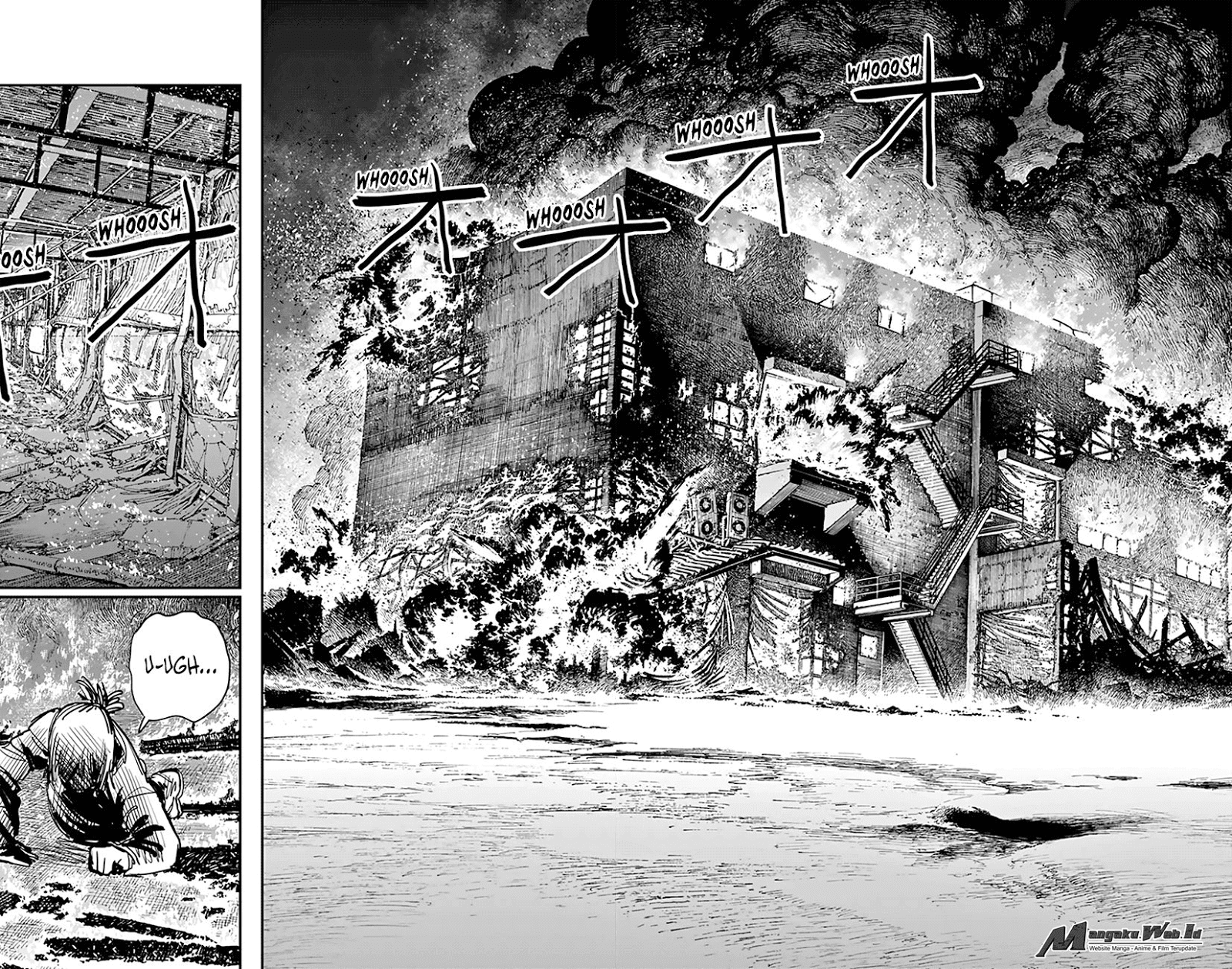 Fire Punch Chapter 67-9