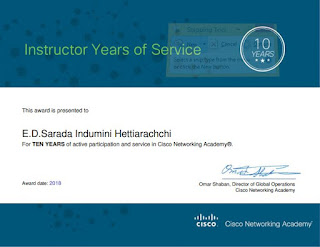 10th-Insturctor-Years-of-Service - Cisco Networking Academy
