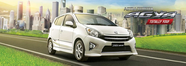 Spesifikasi Harga Toyota Agya Bandung