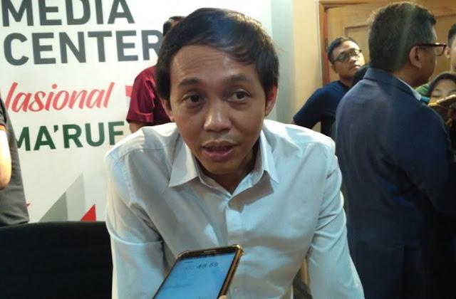 Sekjen PSI Raja Juli Antoni Anggap Prabowo Tidak Ada Isinya