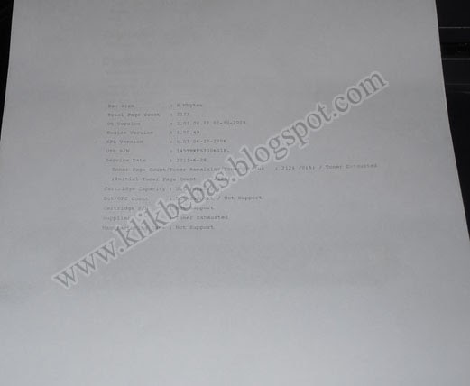 download resetter Printer Samsung ML 2240