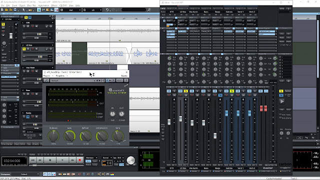 MAGIX Samplitude Pro X3 Suite Audio Production