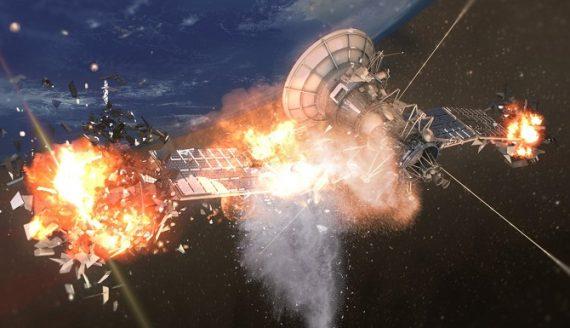 Περίεργα περιστατικά με δορυφόρους σε τροχιά μήπως γίνεται πόλεμος στο διάστημα;