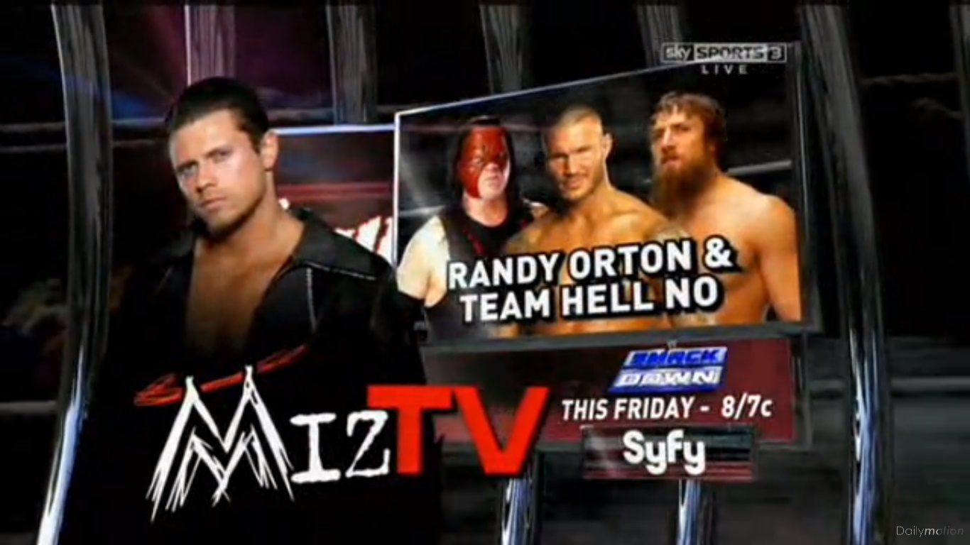 Hell No: Across The Pond Wrestling: WWE Raw 3rd June 2013 Review