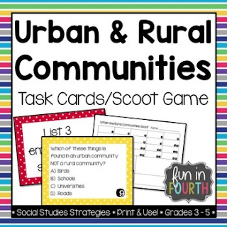 https://www.teacherspayteachers.com/Product/Urban-and-Rural-Communities-Scoot-Game-and-Task-Cards-1971919