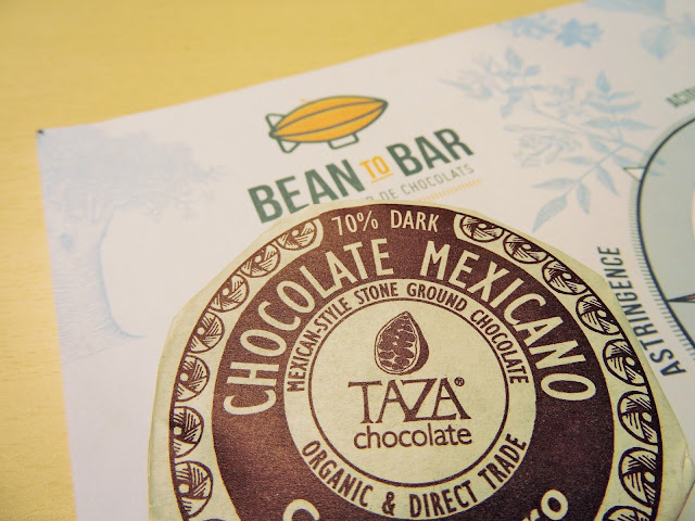 chocolat style mexicain taza bean to bar