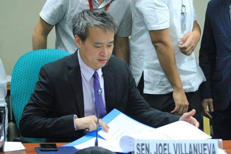 Villanueva pushes for companies, schools to sponsor free CPD seminars