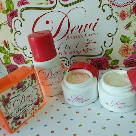 Dewi Beauty Care Skincare Murah