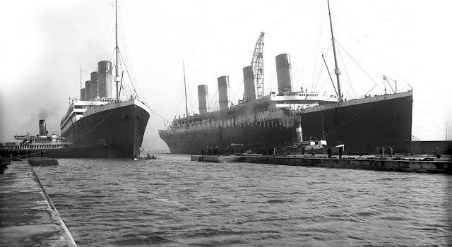 Kiedy zatonął Titanic