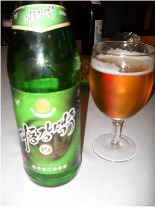 Shut up about Barclay Perkins: Beer in North Korea