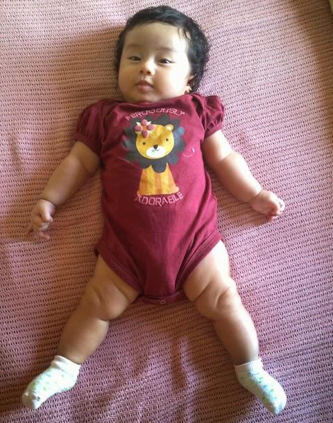 model baju bayi 3 bulan