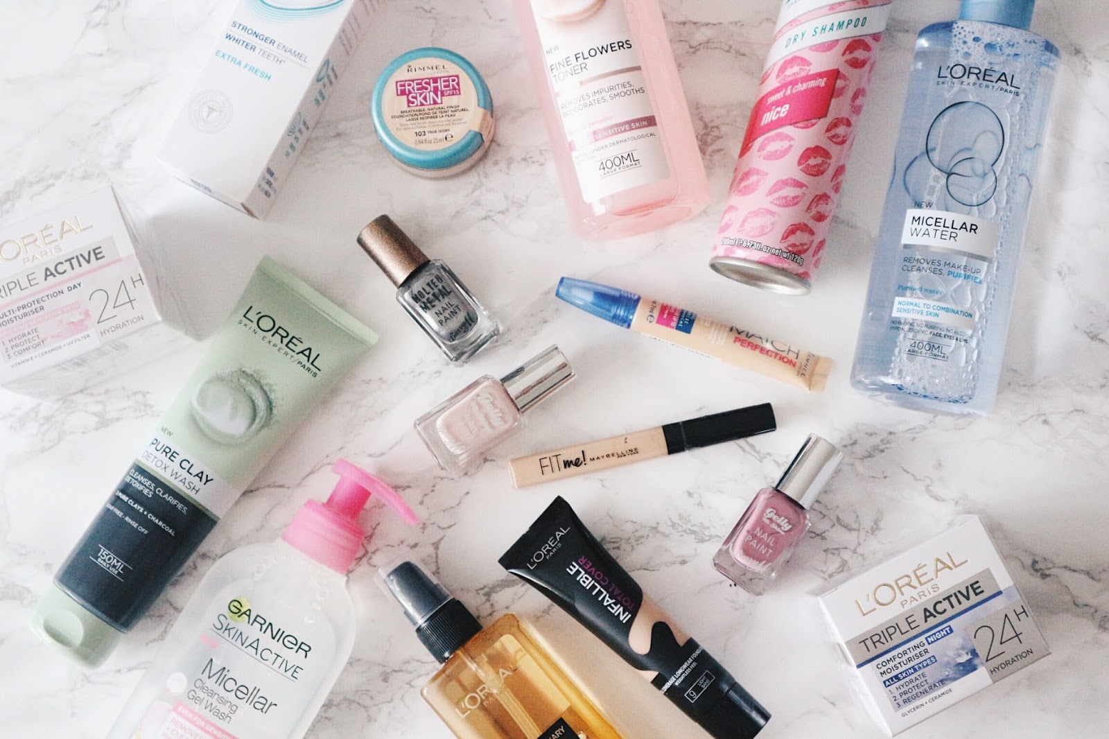 Boots Beauty Haul and Review