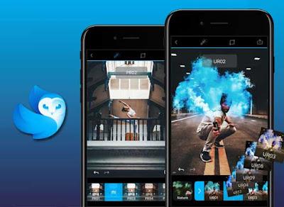 تطبيق Enlight Quickshot للتصوير باحترافية للايفون