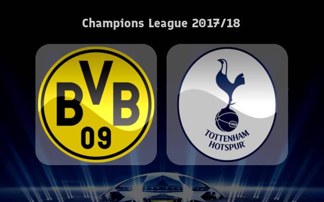 Borussia Dortmund vs Tottenham Full Match & Highlights 21 November 2017