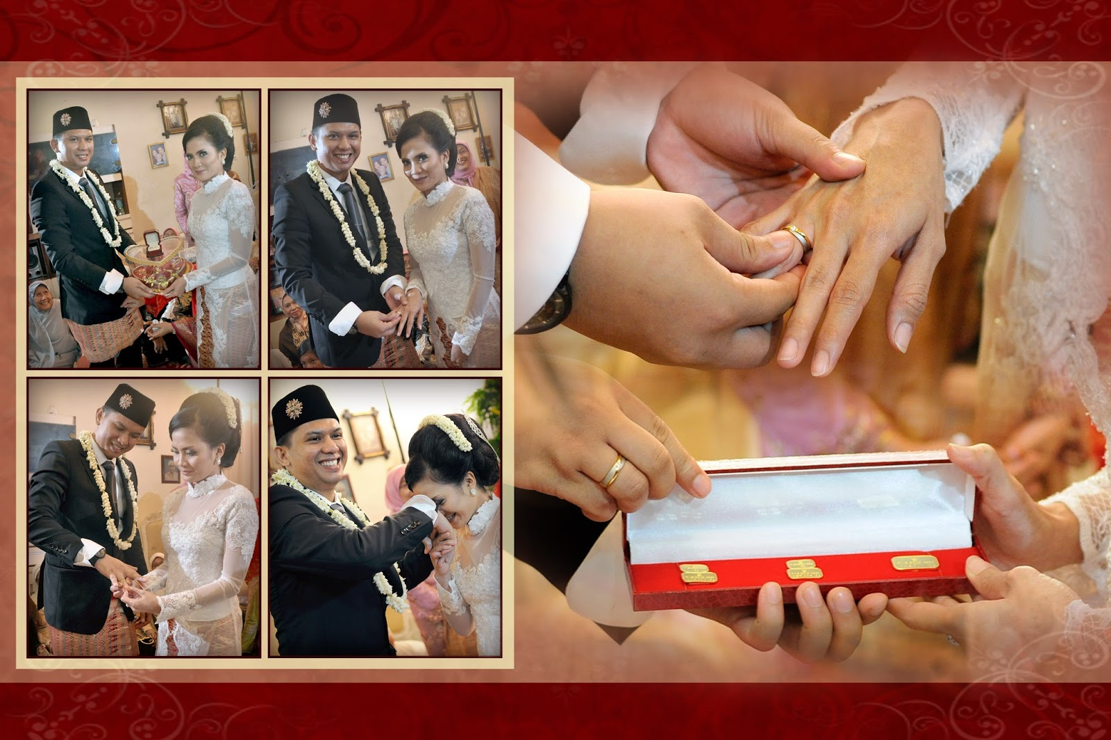 Paket Foto dan Video Wedding