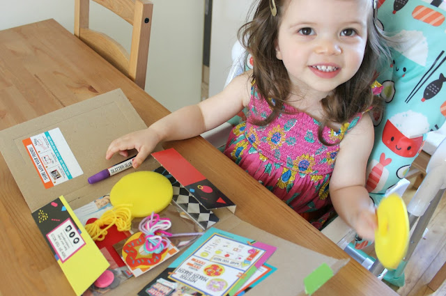 A review of the Mister Maker Club Subscription Box