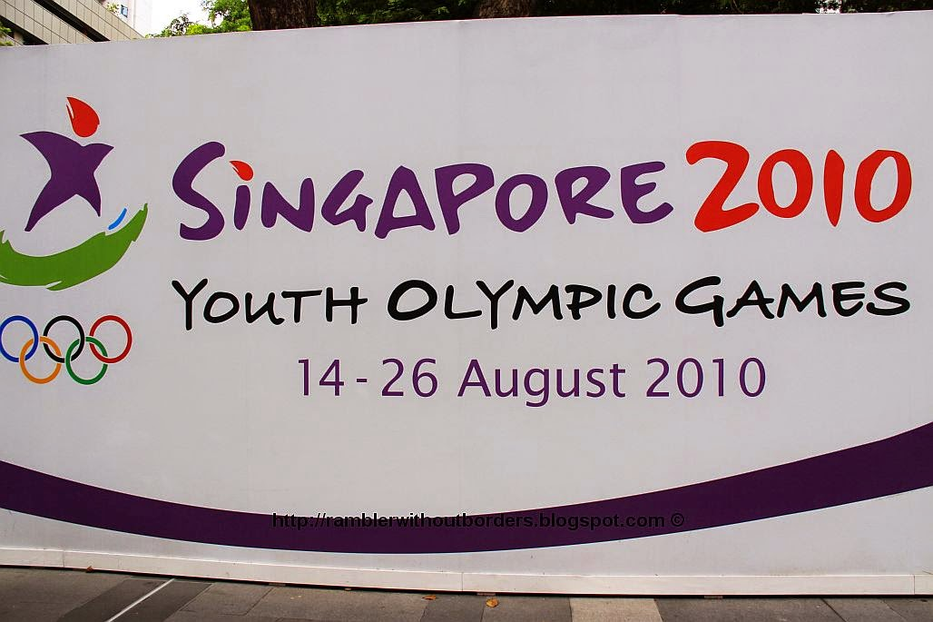 Singapore Olympic Youth Games 2010