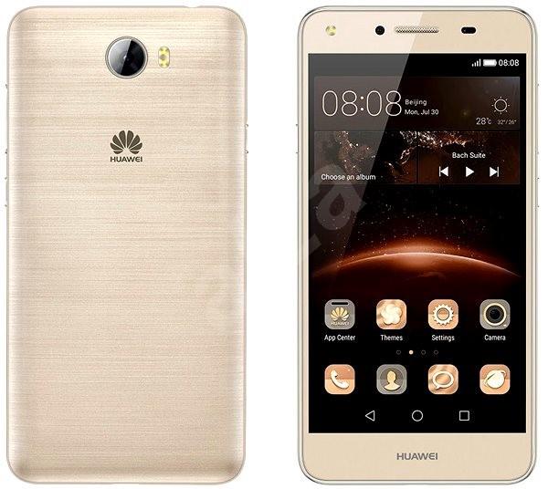 Come aggiungere Widget su Huawei Y5 (II)