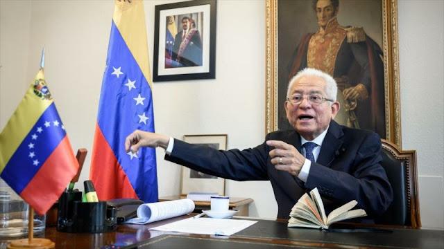 """La ayuda humanitaria de EEUU encubre una """"invasión"""" a Venezuela"""