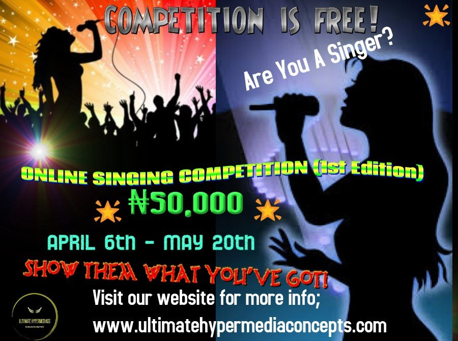 UHM Online Singing Contest (1st Edition), 2019 - ULTIMATE