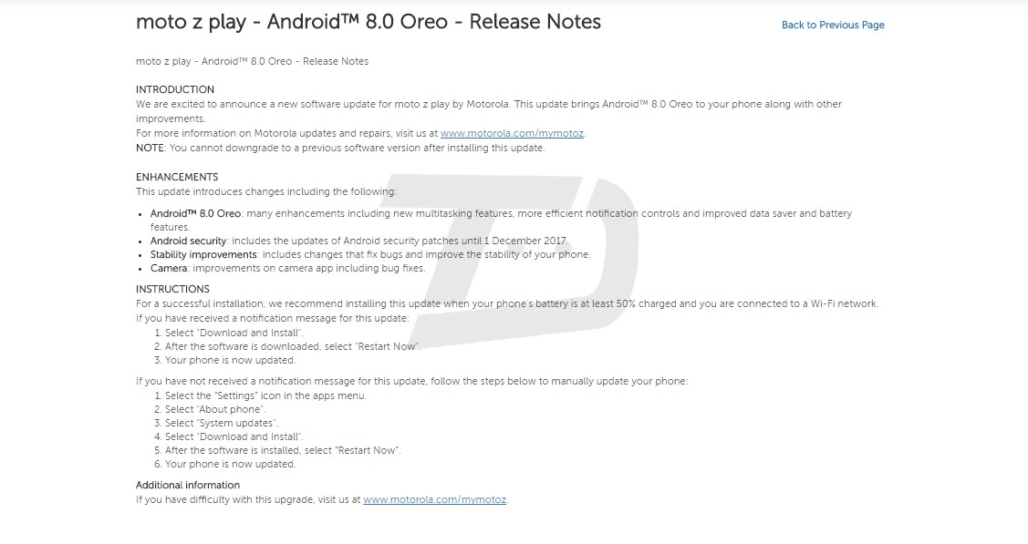 Force Android Security Updates