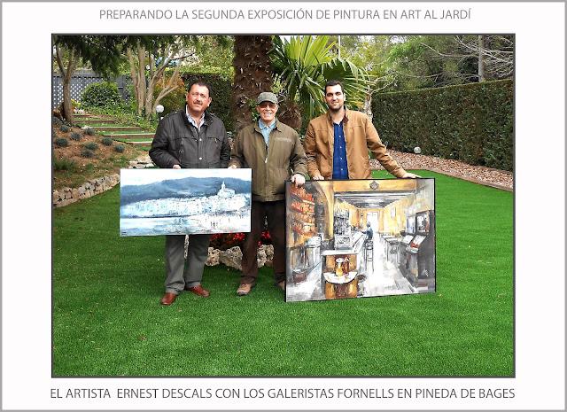 ART AL JARDÍ-PINEDA DE BAGES-MANRESA-EXPOSICIONS-PINTURA-EXPOSICIÓ-ARTISTA-PINTOR-ERNEST DESCALS