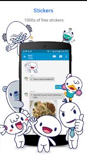 BBM OFFICIAL 3.3.1.21 APK Update Terbaru Free Calls & Messages - Wasildragon.web.id
