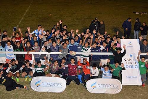 Horacio Agulla participó del Campus con tu ídolo en Salta