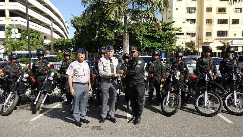 Policía Nacional pone en servicio 28 unidades vehiculares para el patrullaje preventivo