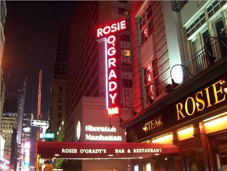 Rosie O' Gradys Restaurant And Bar New York