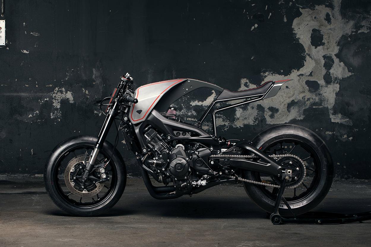 Yamaha XSR 900 By Diamond Atelier Foto Bike Exif