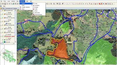 Penghitungan Cut and Fill pada Global Mapper