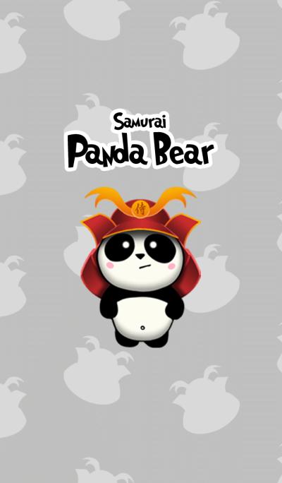 SAMURAI PANDA BEAR