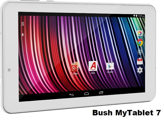 Bush MyTablet 7 Android tablet